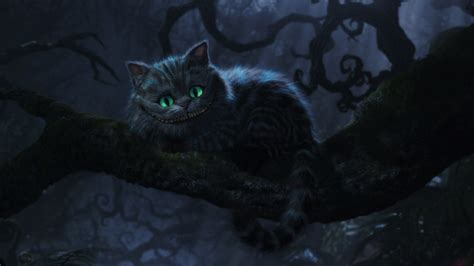 Exclusive: Four-Phase Progression of the Cheshire Cat from ... Cheshire