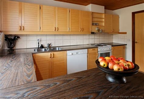 Modern Tile Countertops by Wood Tile Countertop Wb Designs