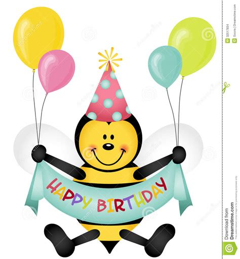 imagenes feliz cumpleaños reina abeja del feliz cumplea 241 os imagenes de archivo imagen