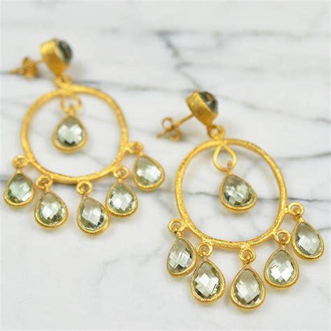 Hoop Stud Earrings hoop and stud earrings amethyst and gold by flora bee