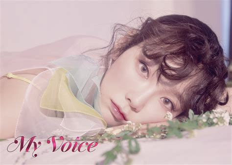 Taeyeon 1st Album My Voice Deluxe Edition taeyeon the 1st album my voice deluxe edition digital booklet itunes hq 7pic ggpm