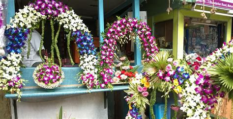 pics for gt ganpati mandap decoration with flowers