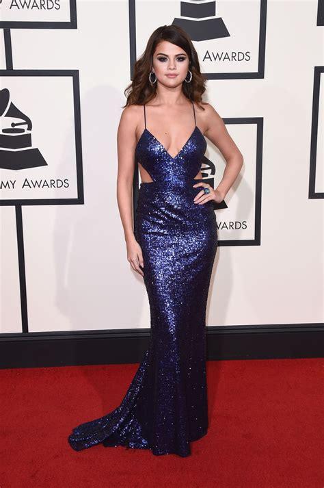 Grammy Awards by Selena Gomez 2016 Grammy Awards In Los Angeles Ca