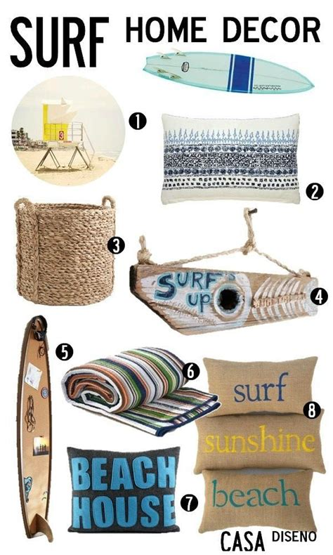 surf home decor 25 best ideas about surf decor on pinterest surf room