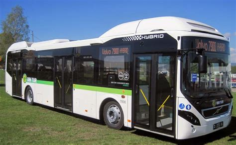 volvo buses volvo to roll out hybrid buses in india ndtv carandbike
