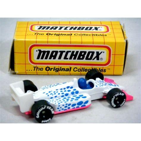 Die Cast Formula 1 Yellow Blue matchbox grand prix formula 1 race car global diecast direct