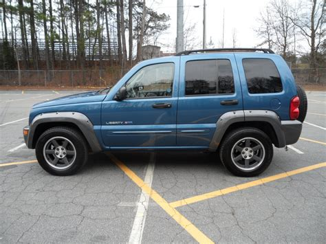 Jeep Liberty Freedom Edition 2003 2003 Jeep Liberty Pictures Cargurus