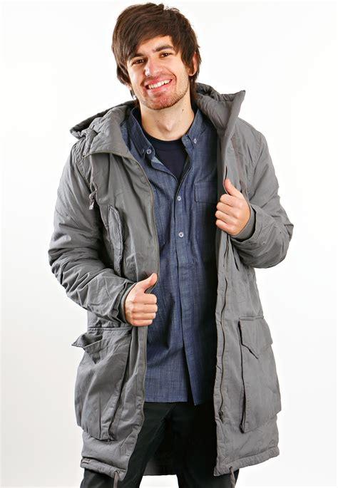 cheap monday noah parka grey jacket impericon