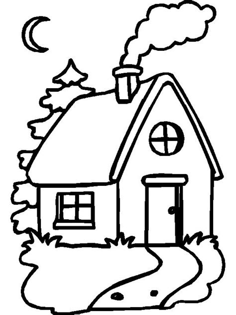 coloring pages my house amazing coloring pages house coloring pages
