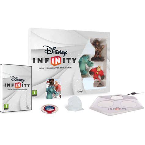 disney infinity starter wii disney infinity starter pack wii u wii u zavvi