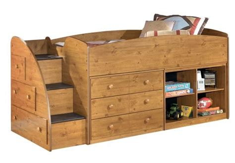 Stages Loft Bed by Bedroom Collection That Brings The Rustic Country Style To