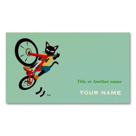 Bike Business Card Template by Bike Business Card Template By Batkei Buy From