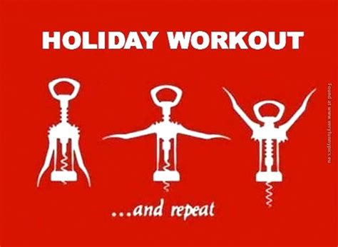 Funny Holiday Memes - holiday workout very funny pics