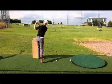 golf swing legs insight straightening the trail leg to incraese hip turn
