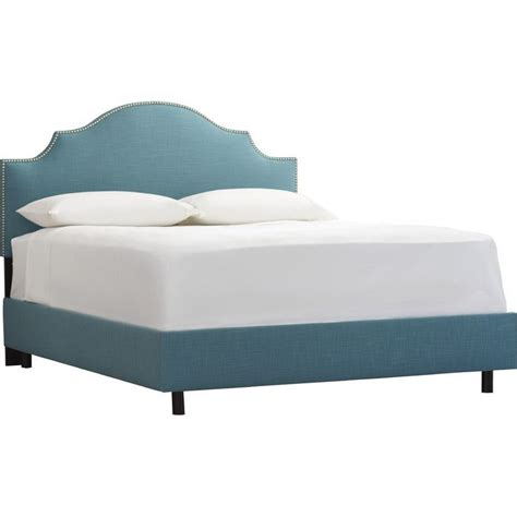 joss and main beds regina upholstered panel bed beds joss main and