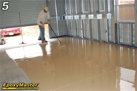 tips for an easier do it yourself epoxy garage or basement floor project