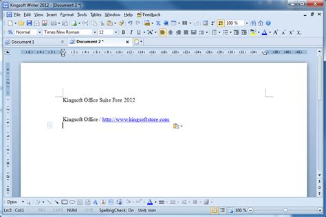 Microsoft Office 2012 by Kingsoft Office Suite Free 2012 Is A Gratis Alternative To