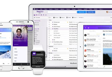 Yahoo Calendar Login Yahoo Mail Announces Yahoo Account Key New Apps And