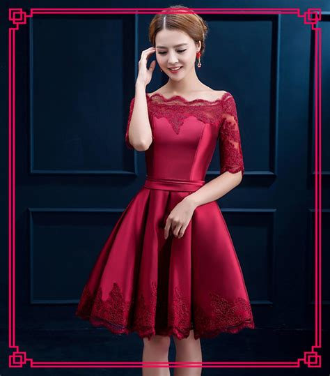 emmani 2016 applique sheer christmas dresses long sleeve