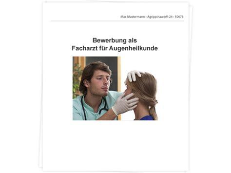 Bewerbungsschreiben Assistenzarzt Augenheilkunde Facharzt F 252 R Augenheilkunde Bewerbung Tipps Zu Anschreiben Und Lebenslauf