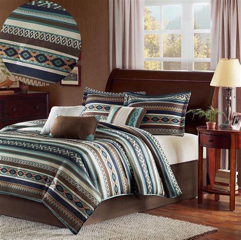 southwest comforter set southwest comforter set california king size blanket 7