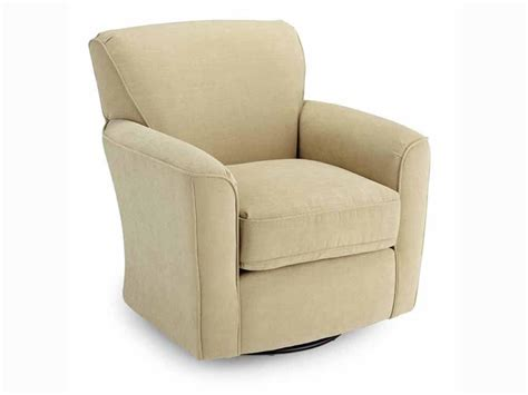 Swivel Living Room Chairs best home furnishings living room swivel chair 2888