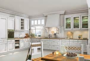 Painting Kitchen Cabinets White by China White Oak Kitchen Cabinets With Glass Wall Cabinets