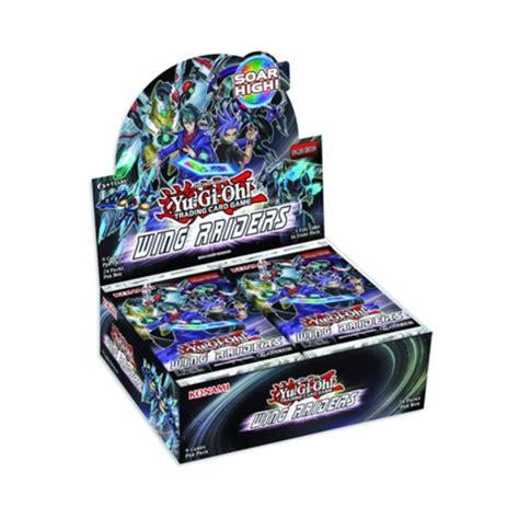 Yu Gi Oh Box 1 Wing Raiders Booster Box For Yu Gi Oh