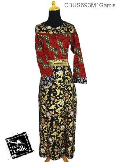 Sarimbit Gamis 1 Anak Kd Prodo sarimbit gamis prodo katun motif kembang pulo gamis batik murah batikunik