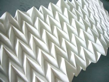 Accordion Paper Folding - the zigzag accordion fold thekang theblog