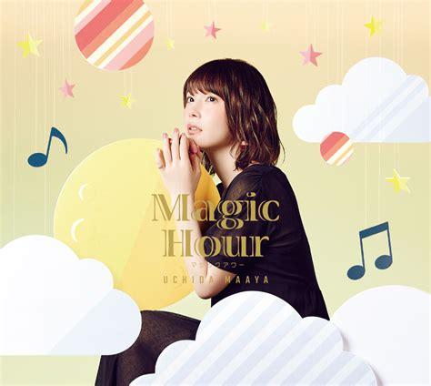 film magic hour film magic hour 内田真礼 2ndアルバム magic hour 発売決定 okmusic