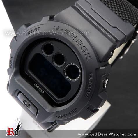 casio g shock dw 6900bbn buy casio g shock black cordura band sport