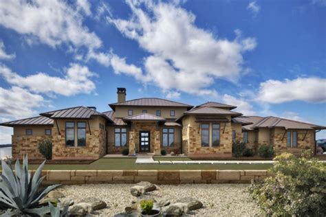 One Story Craftsman Style Homes by Hill Country Contemporary Archived Projects Portfolio