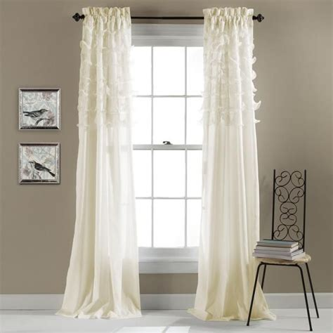 Neutral Curtains Decor 25 Best Ideas About Shower Curtain Rods On Pinterest Curtain Rod Hooks Decorative Curtain