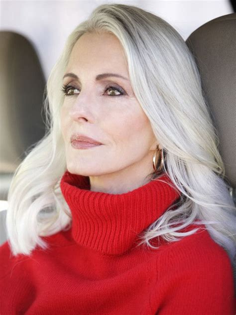 platinum hair for women over 50 10 short hairstyles for women over 50 lisa silver hair and gray hair