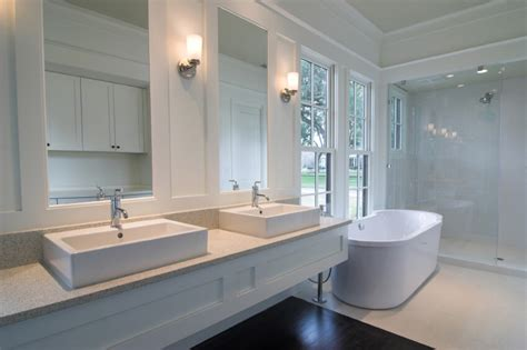 36 master bathrooms with double sink vanities pictures