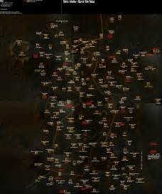 Map Of Fallout New Vegas by Pin Fallout New Vegas Map Fallout New Vegas Map Locations