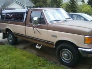 87 Ford F250 1987 Ford F250 Xlt