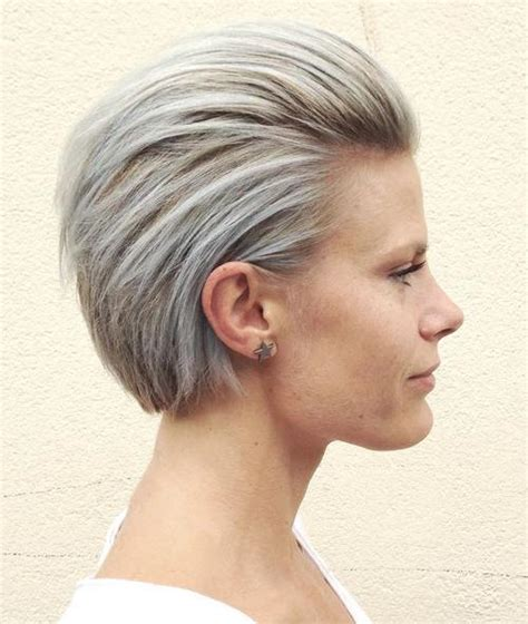 ashblond with silver highlites short hair 40 ash blonde hair looks you ll swoon over