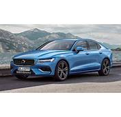 We Render The All New 2019 Volvo S60