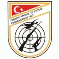 turkiye aticilik ve avcilik federasyonu logo vector eps