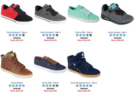 osiris shoes for on sale osiris skate shoes on sale at ccs starting at 14 99