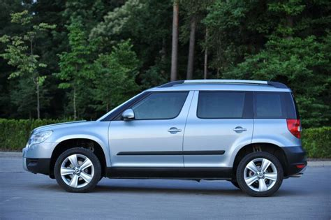 skoda yeti    car review car review