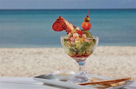martini lobster aruba pureocean restaurant