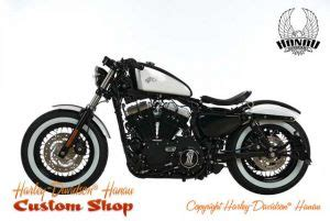 Motorrad Shop Hanau by Harley Davidson 48 Heckumbau Motorrad Bild Idee