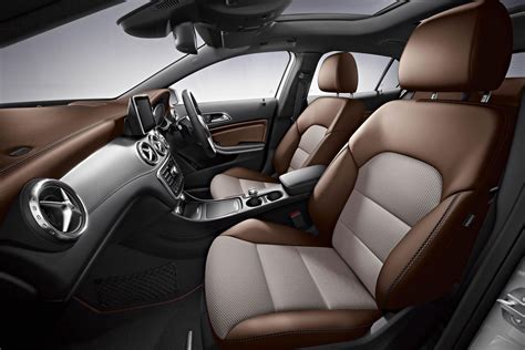 interior gla 200 mercedes benz gla class private fleet