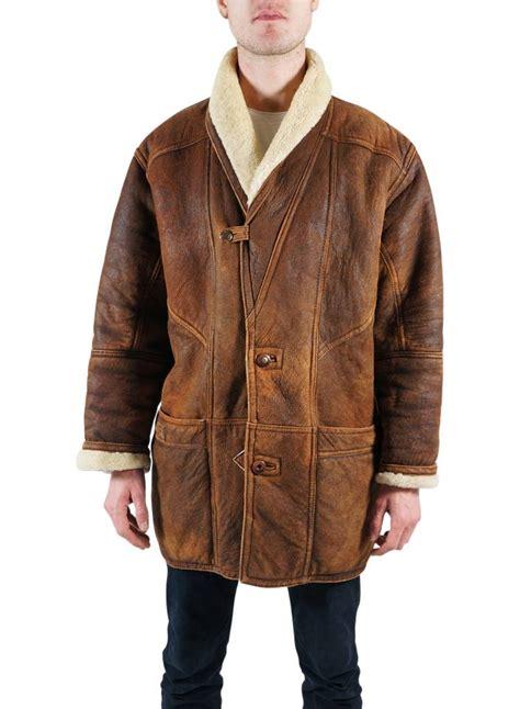 vintage coats 90 s sheepskin coats rerags vintage