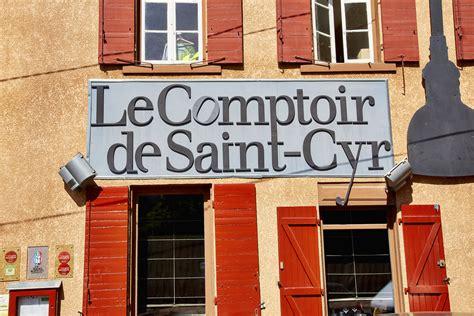 Comptoir Cyr by Le Comptoir De Cyr St Cyr Restaurant Cyr
