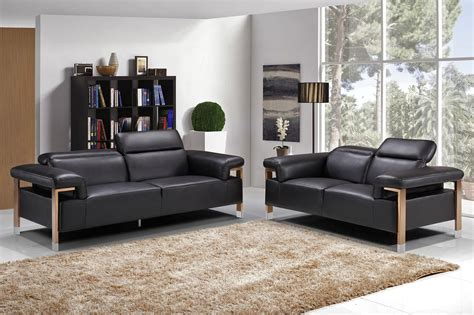 modern genuine leather sofa lane modern genuine leather sofa set