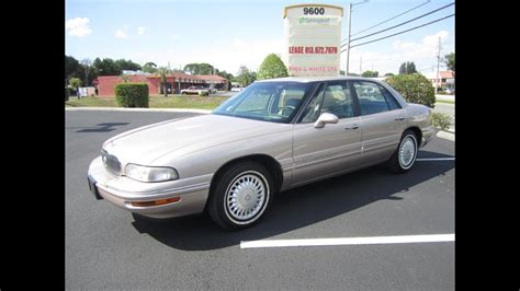 how to work on cars 1998 buick lesabre interior lighting sold 1998 buick lesabre limited 86k miles meticulous motors inc florida for sale youtube